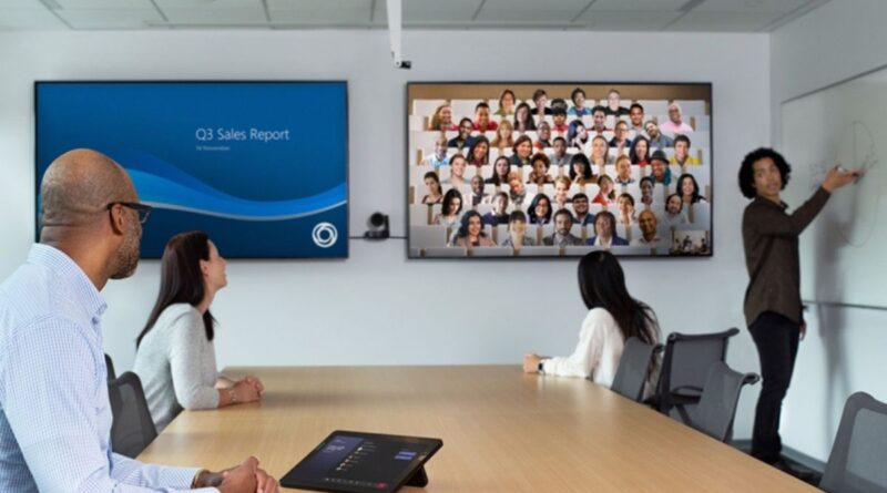 Microsoft announces To Launch Intelligent speakers for Microsoft Teams Rooms