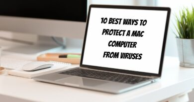 10 Best Ways To Protect A Mac Computer From Viruses
