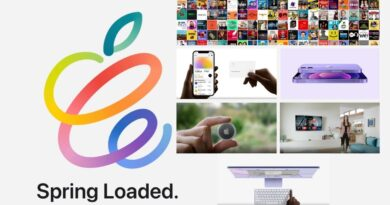 Apple's Spring Big Product Announcements Event 2021
