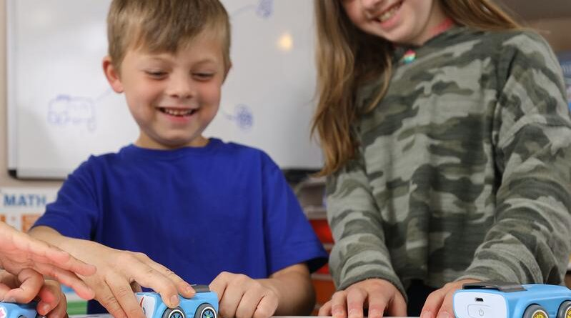 Sphero's indi The New Robot Toy Car Can Teach Programming To Kids