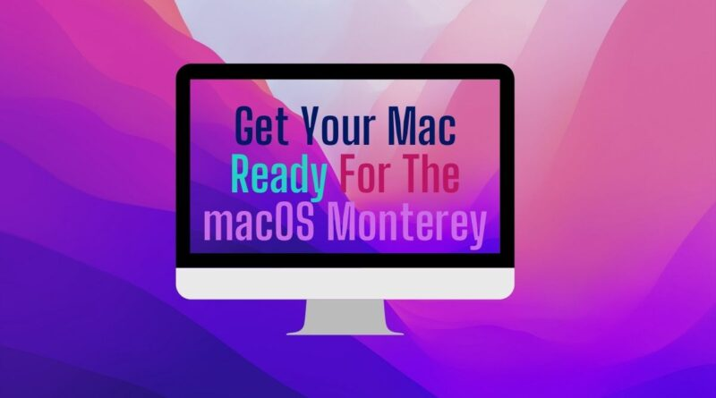 Get Your Mac Ready For The macOS Monterey With CleanMyMac X